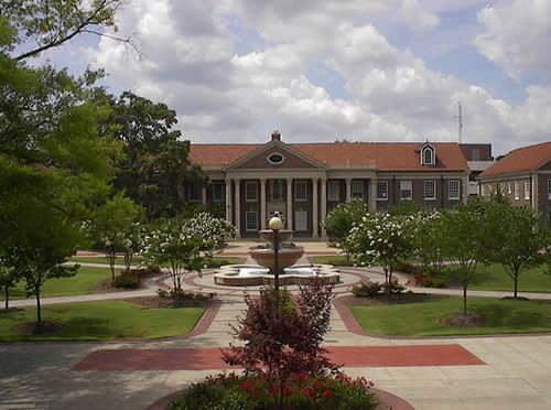 University of Mississippi Online Master's