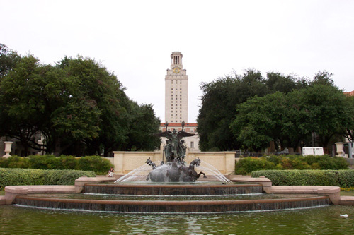 University of Texas Online Master's
