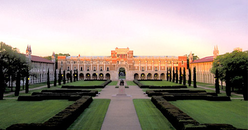 Rice University Part Time MBA