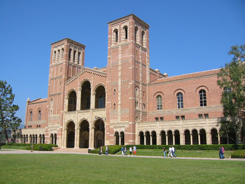University of California Los Angeles Part Time MBA