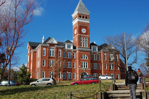 Clemson University Up and Coming Master's