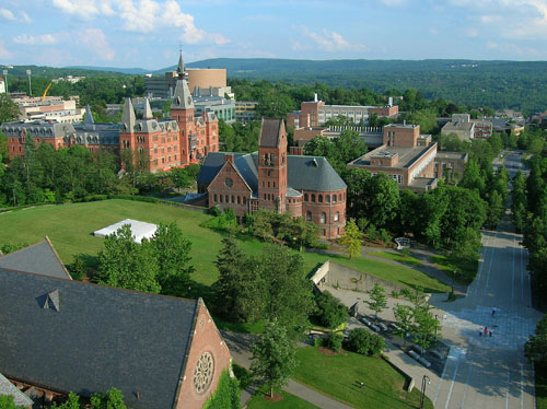 Cornell University MBA in Healthcare Management