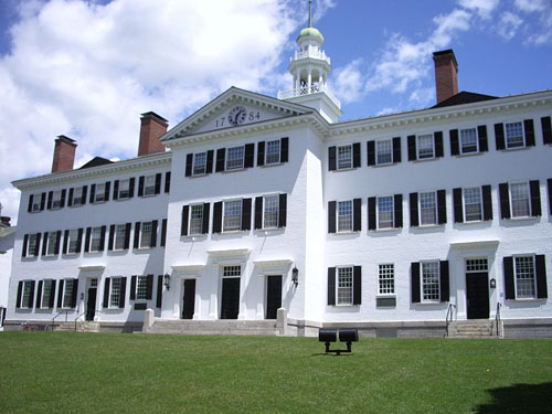 Dartmouth College MBA in Healthcare Management