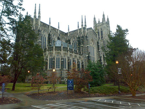 Duke University MBA in Healthcare Management