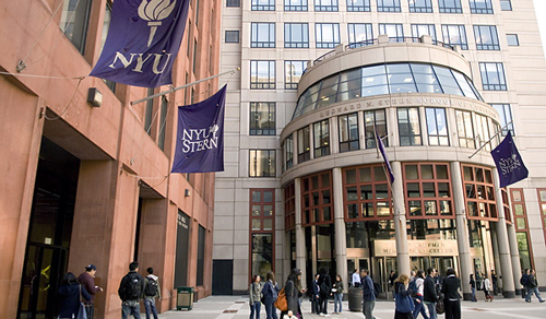 New York University MBA in Healthcare Management