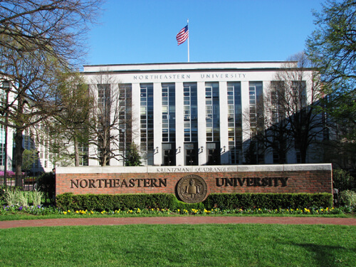 Northeastern University Up and Coming Master's