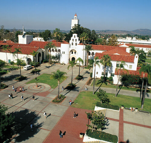 San Diego State University Up and Coming Master's