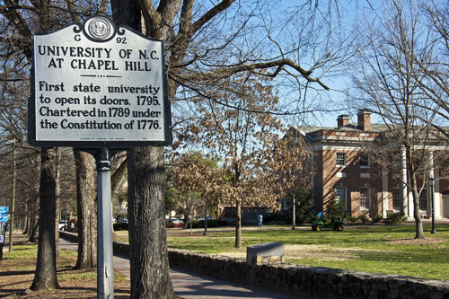 University of North Carolina Best Value Master's