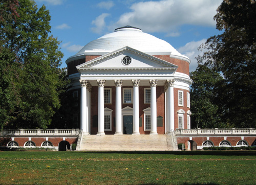 University of Virginia MBA in Healthcare Management