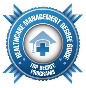 Badge - HC Mgt Degree Guide - Top Degree Programs