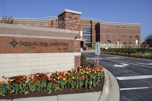 Benedictine University HCM Top Online Public Health