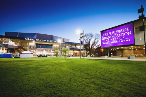 Grand Canyon University HCM Overall Quality