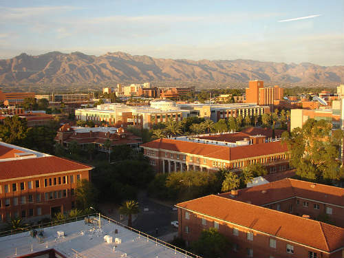 University of Arizona HCM Top Public Ivy