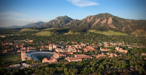 University of Colorado Boulder Healthcare Management