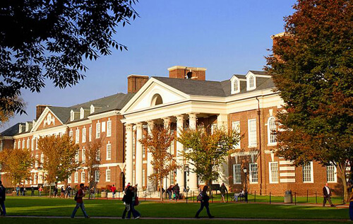 University of Delaware HCM Top Public Ivy
