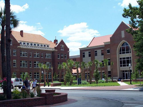 University of florida HCM Top Public Ivy