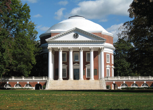 University of Virginia HCM Top Public Ivy