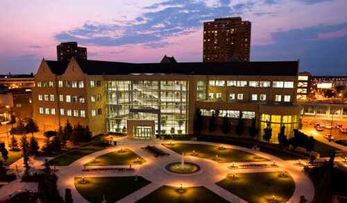 University of Saint Thomas Best Small School for Healthcare Management