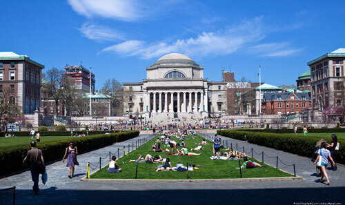 Columbia University Best Small School for Healthcare Management