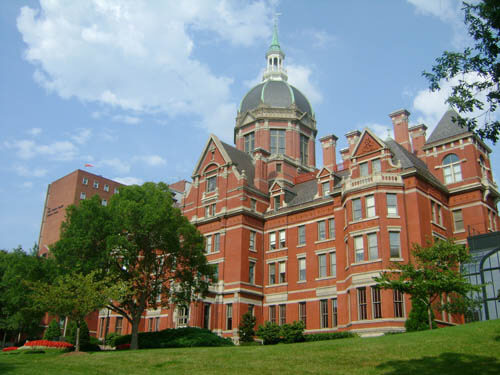 Johns Hopkins University Best Small School for Healthcare Management