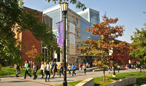University of Scranton Best Small School for Healthcare Management