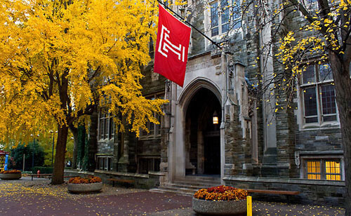 Temple University Best Online MBA