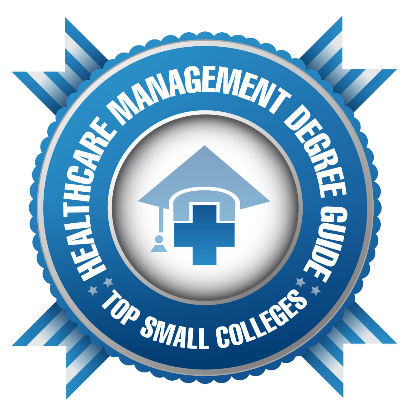 Top 20 small colleges for healthcare management degrees 2015 click here for high resolution badge buycottarizona