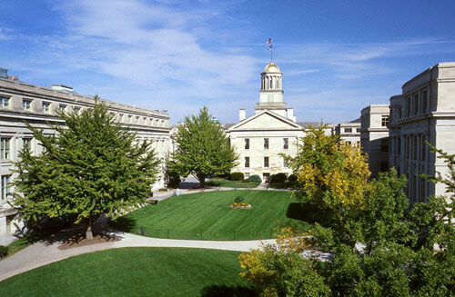 University of Iowa Best Graduate HCM Program