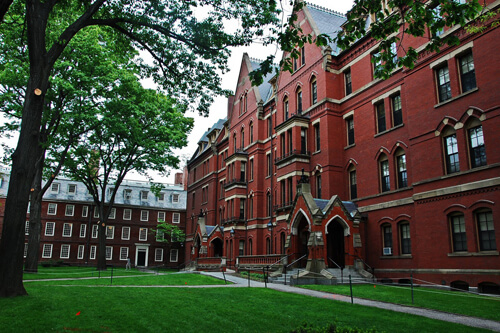 Harvard University Best HCM Masters Tuition Assistance