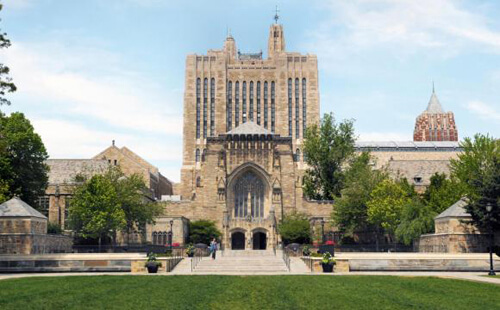 Yale University Best HCM Masters Tuition Assistance