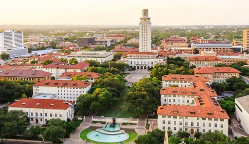 University of Texas Austin Best Graduate Clinical Nurse Leader or Nurse Administration