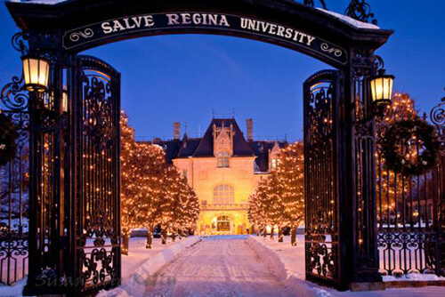Salve Regina College Best Graduate HCM Degrees Northern Region
