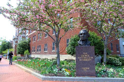 George Washington University Best Masters Degrees in Clinical Research Management