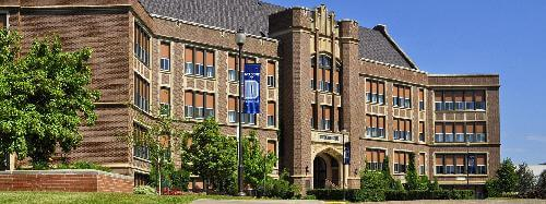University of Mary Best Online Masters Degrees in Nursing Administration and Leadership