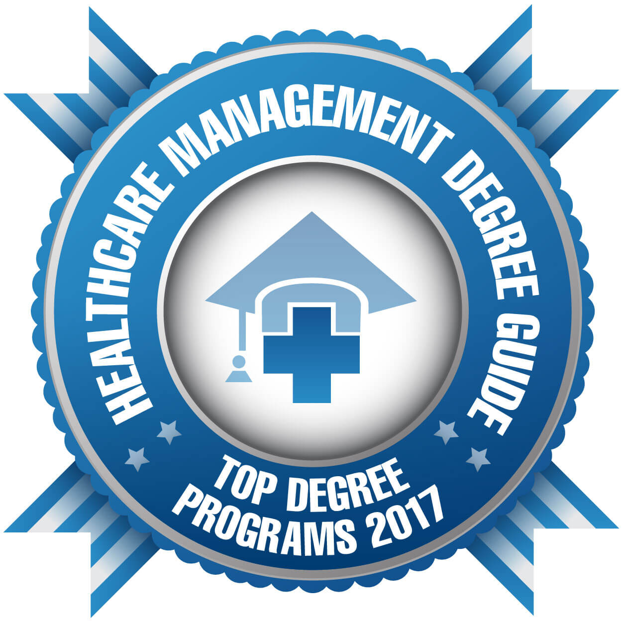 Top 25 health information management degree programs 2017 2018 click here for high resolution badge xflitez Choice Image