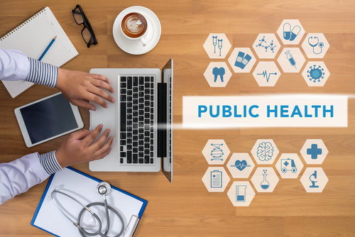 What is the Desired Educational Level For a Public Health Career?